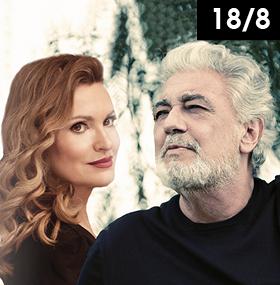 Plácido Domingo – Artista invitada Ainhoa Arteta